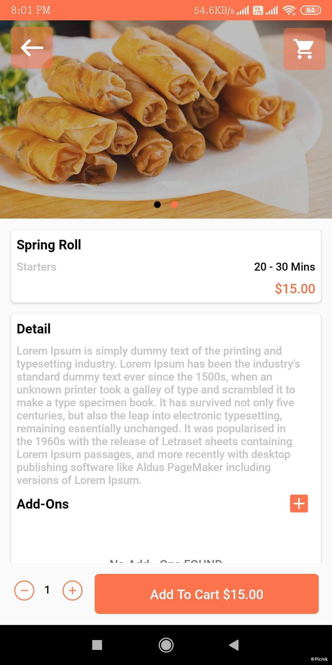 餐馆APP-独立餐厅饭店安卓APP,餐饮外卖自取APP+Laravel管理后台+详细教程开心版插图3
