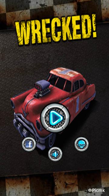 HTML5赛车冒险类游戏源码【迷幻竞速】插图1