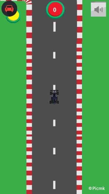 HTML5赛车冒险类游戏源码【方程式赛车雄】插图3