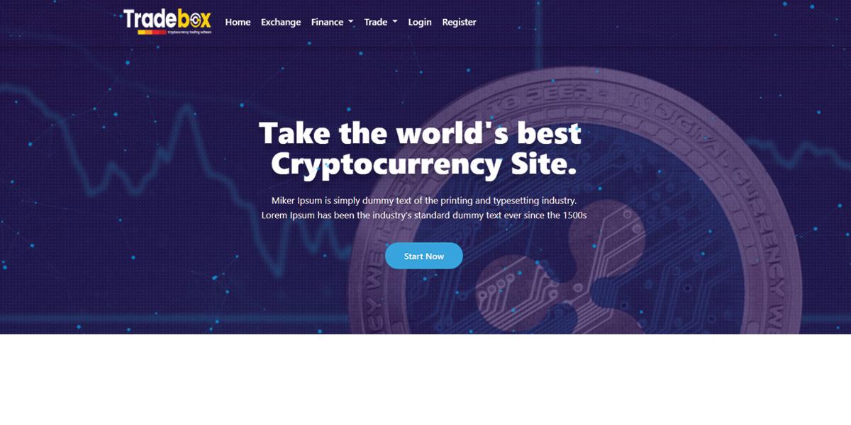 國外商業版PHP加密貨幣買賣和交易源碼開心版帶詳細安裝教程插圖3