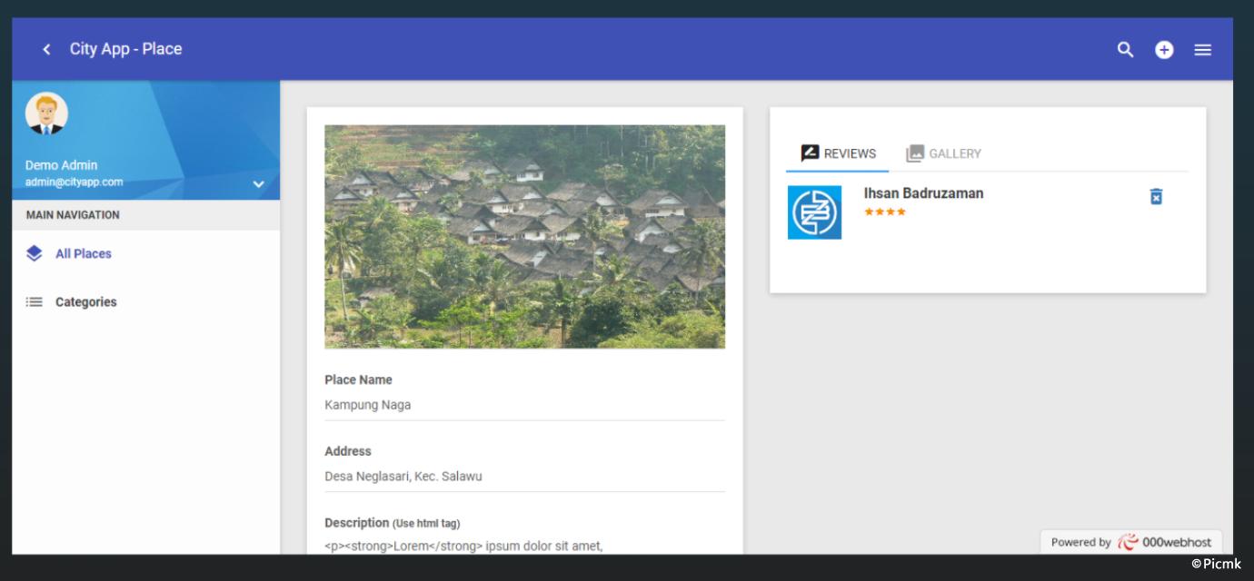 城市APP集成Firebase/Admob/增強現實帶PHP管理後台插圖9