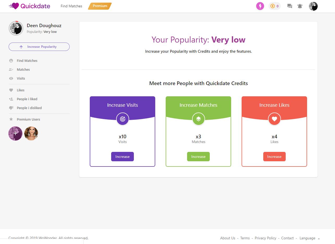 快約 - PHP社交約會平台源碼開心版插圖5