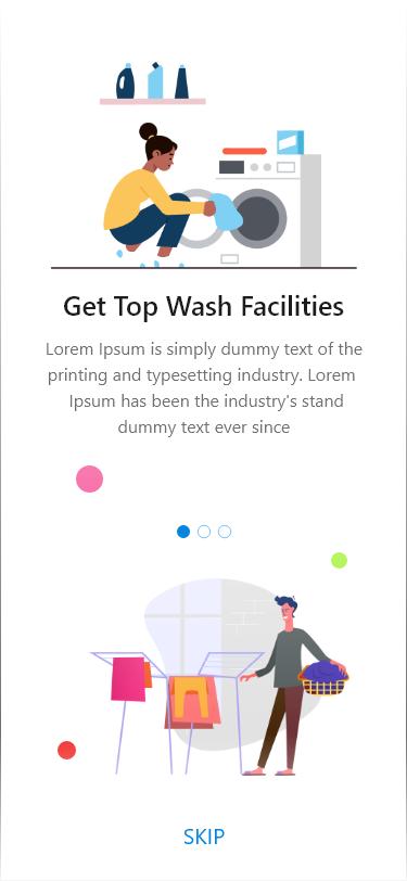 安卓線上洗衣服務APP/洗衣店管理係統/帶PHP網頁後台插圖5