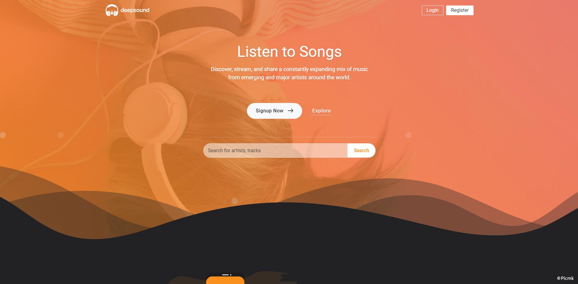 国外PHP音乐分享平台源码开心版/多语言插图7