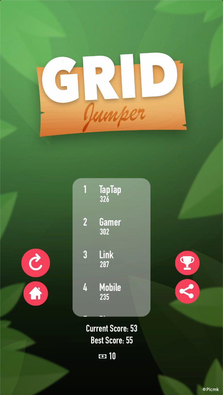 Grip Jumper遊戲iOS源碼插圖9