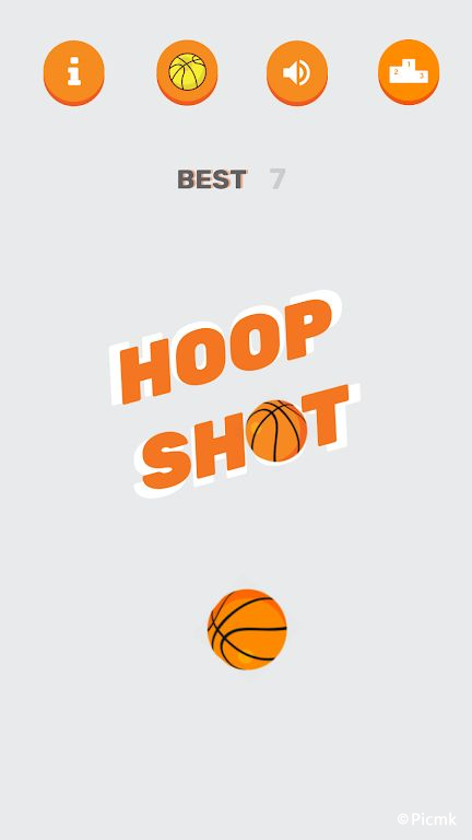 籃球投籃遊戲源碼/完整Buildbox遊戲/Eclipse+Xcode/安卓+IOS源碼插圖1